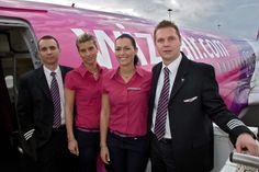 WizzAir lansează noi rute în Europa !!!