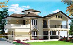 Modern House Design With Hardwood Window – Amazing Architecture Magazine Architecture Magazines, Amazing Architecture, Architectural Services, Macedonia, Luxury Villa, Modern House Design, Filipino, Luxury Homes, Beautiful Homes