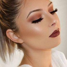 Jess Helfrich looking so pretty using Sweet Peach Palette . Oh how lovely. Peach Makeup, Peach Eyeshadow, Eyeshadow For Brown Eyes, Kiss Makeup, Love Makeup, Makeup Looks, Hair Makeup, Sexy Makeup, Prom Makeup