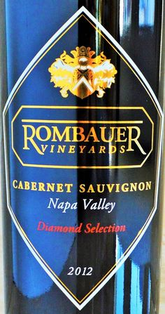 You'll might be as surprised as I was to discover that the folks at Rombauer Vineyards are quietly producing seriously good Napa Valley Cabernet! Top Red Wines, Napa Valley Wineries, Wine Reviews, California Wine, Cabernet Sauvignon, Vineyard, Champagne, Cocktails, Fruit