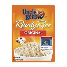 Uncle Ben's Rice Only $0.75 at Kroger with Printable Coupon - http://couponingforfreebies.com/uncle-bens-rice-0-75-kroger-printable-coupon/