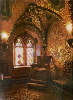 Interior of the Terem Palace in the Moscow Kremlin, Russia. http://www.tristarmedia.com/bestofrussia/style2.html
