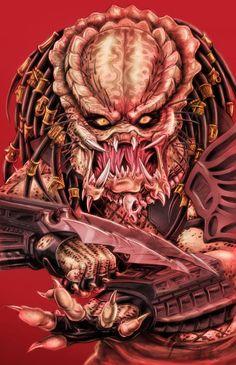 Predator Alert by wordmongerer & AthenaTT