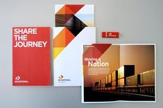 QR National – Identity Design by Cornwell