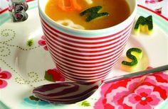 Receita de Sopa de Letras