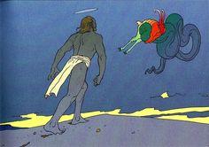 Moebius #11 from 2001 AD Stardom Edition, Paris 2000