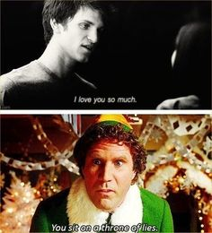 TOBY IS A TRAITOR