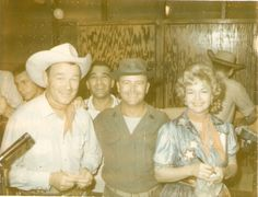 "The ""King of the Cowboys"" Roy Rogers was known as an American singer and cowboy actor who was one of the most popular Western stars of his e..."