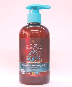 Born Curly Argan Curl Defining Jelly 8oz * This is an Amazon Affiliate link. Want to know more, click on the image.