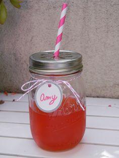 Whisker-Graphics-Mason-jar with hanging name tag...