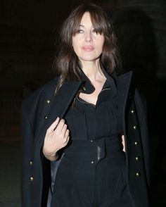 Monica Bellucci  Leaving Alexandre Vauthier SS 2017 Show in Paris #wwceleb #ff #instafollow #l4l #TagsForLikes #HashTags #belike #bestoftheday #celebre #celebrities #celebritiesofinstagram #followme #followback #love #instagood #photooftheday #celebritieswelove #celebrity #famous #hollywood #likes #models #picoftheday #star #style #superstar #instago #monicabellucci