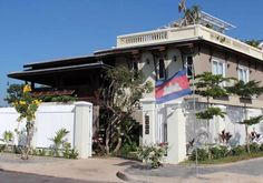 MAKK Hotel : Kampot, Cambodia