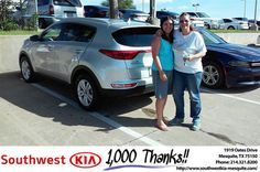 https://flic.kr/p/NG8Lq7 | #HappyBirthday to Cherri from Mike Stanton at Southwest Kia Mesquite! | deliverymaxx.com/DealerReviews.aspx?DealerCode=VNDX