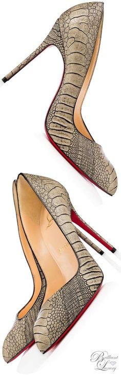 ♦Christian Louboutin hot summer pumps 2016 - - ♦Christian Louboutin Hot Summer Pumps 2016 Source by edandreaesq Brian Atwood, Stilettos, High Heels, Look Fashion, Fashion Shoes, Fashion Outfits, Zapatos Shoes, Women's Shoes, Christian Louboutin Outlet