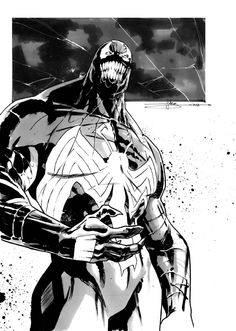Venom by Javi Fernandez
