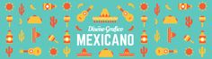 Have you been using these Mexican design elements on your designs?