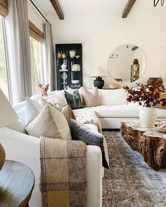 Cozy Living, My Living Room, Home And Living, Living Room Furniture, Living Room Decor, Living Spaces, Living Room Inspiration, Home Decor Inspiration, Ideas Decoracion Salon