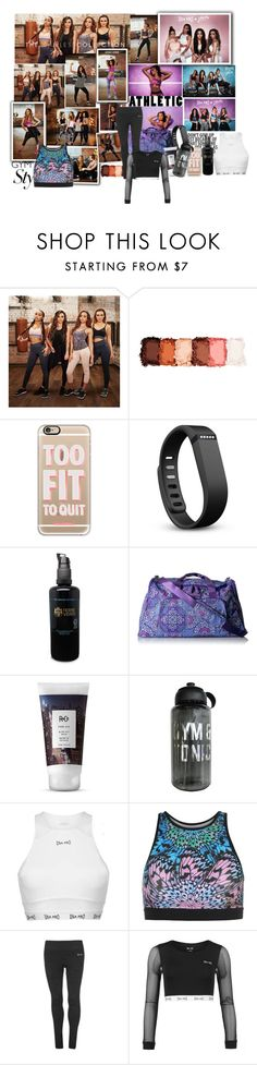 """your dance Do your dance Do your dance quick, mama Come on, baby Tell me what's the word"" by hannancat ❤ liked on Polyvore featuring USA Pro, NYX, Casetify, Fitbit, Terre Verdi, Vera Bradley and R+Co"