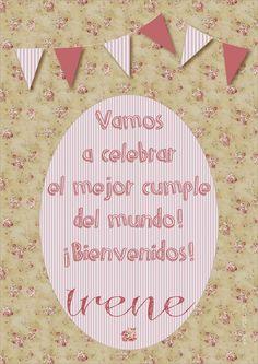 Lámina de bienvenida para tu mejor fiesta! Domitilas. Fiestas infantiles con diseño: Un picnic de cumpleaños al estilo Domitilas.