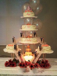 #nanisetc coral quince cake