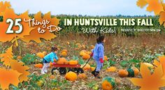 Fall can be fleeting in Madison County. That's why it's important for you to make a checklist of all the things to do this Fall in Huntsville with kids before you look up and the season is half over. So bust out the pumpkin spice, pull out your jeans from the closet, and get the […]