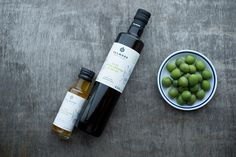 Identity design & packaging for a Sicilian olive oil brand