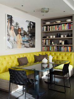 kleine zimmerrenovierung food design banquette, 84 best home decor images on pinterest in 2018   home decor, house, Innenarchitektur