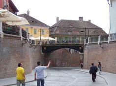 World Great Cities: Sibiu/Hermanstadt, Romania - Liar's Bridge