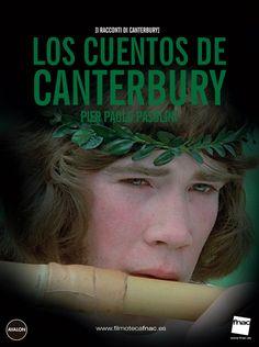 Los cuentos de Canterbury (1972) Italia. Dir: Pier Paolo Pasolini. Comedia. Drama. Idade Media - DVD CINE 423
