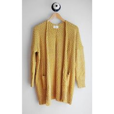 Knit cardigan ❤ liked on Polyvore featuring tops, cardigans, open cardigan, open front cardigan, cardigan top, long sleeve open cardigan and long sleeve knit tops
