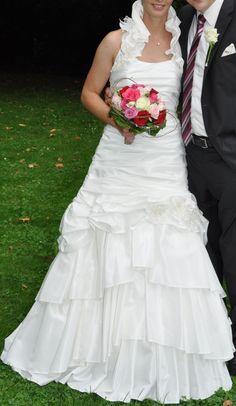 ♥ Traumhaftes Kleid von Creations of Leijten ♥  Ansehen: http://www.brautboerse.de/brautkleid-verkaufen/traumhaftes-kleid-von-creations-of-leijten/   #Brautkleider #Hochzeit #Wedding
