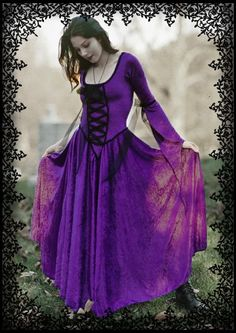 Image result for beautiful and romantic purple dresses