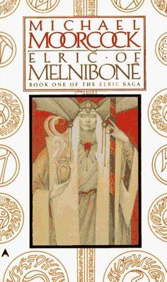 Título: Elric of Melniboné Autor: Michael Moorcock Publicação: 1987, originalmente em 1972 Número de páginas: 181 páginas Editora: Ace Books ISBN:9780441203987 Elric of Melniboné é o primeiro livr...