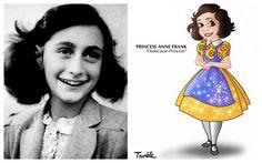 10 mulheres que marcaram a história e viraram princesas da Disney
