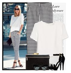 """Business Lady Outfit"" by matulik77 ❤ liked on Polyvore featuring Diane Von Furstenberg, MANGO, Oasis, Victoria Beckham, STELLA McCARTNEY and Spring"