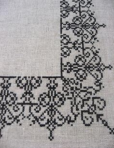Cross-stitch - free