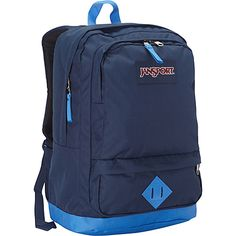 Jansport Back Pack - this is the sturdiest brand I have ever come across.