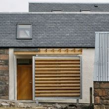 Husabost - The Long House - Rural Design Architects - Isle of Skye and the Highlands and Islands of Scotland