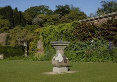 SUNDIAL GARDEN,HELIGAN,Cornwall Lost Gardens Of Heligan, Longwood Gardens, Kew Gardens, Sundial, Crochet Hair Styles, Garden Styles, Monet, Cornwall, Garden Wedding