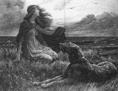 wolfhound medieval