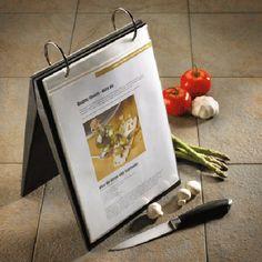 Organize your favorite recipes @peterwalsh #tip