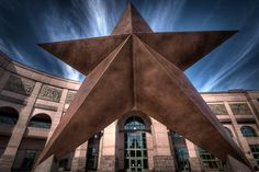 Texas Lone Star photo by Dave Wilson