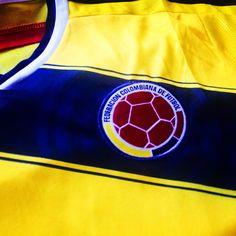 Aunque ya no estés en el #mundialbrasil2014 te seguiré apoyando mi #seleccioncolombia son los mejores y me han hecho vibrar el corazón como nunca! #unidosporunpais #lacopadetodos