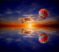 Photograph color balloon by Christiaan Mout on 500px