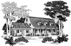 1000 images about gambrel roof homes on pinterest for Builderhouseplans com