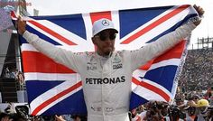 Lewis Hamilton wins fourth F1 World Championship