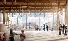 Swedish firm White Arkitekter has been tapped to design a 19-story timber structure that will be the tallest wooden building in Sweden, and possibly of all the Nordic countries.