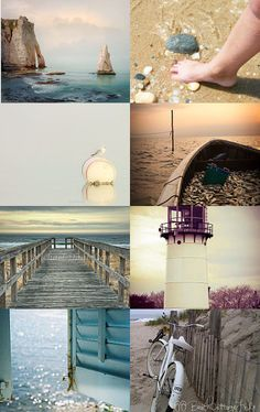 Seaside Etsy Treasury featuring Beach Cottage Life Photography