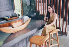 Spending the day at the #villasore #Umalas #Bali. Courtesy of @jscmila in #Instagram. #pulauboutiquevillas #seminyak #jessicamila #jscfans #cintasmu #bali