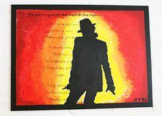 Malet af elever på Handelsskolen på Selandia.